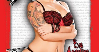 Eva Angelina Cover on Xcitement