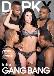 dvd Adult interracial