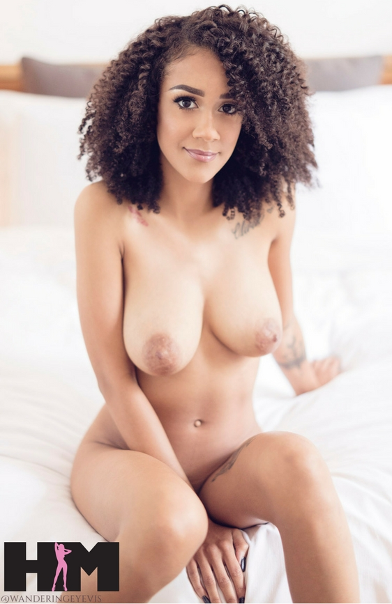Most famous ebony pornstars