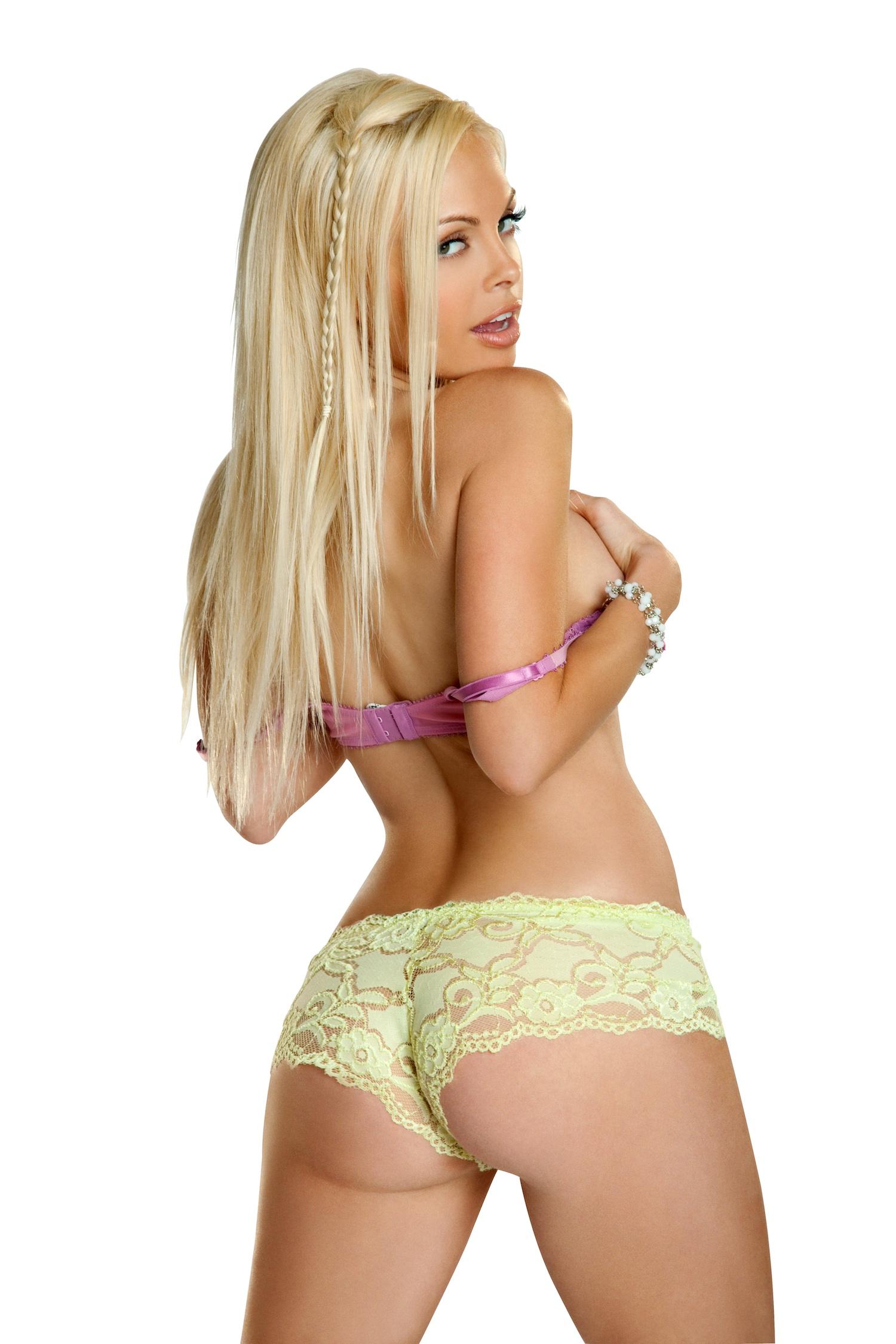 star blonde pron