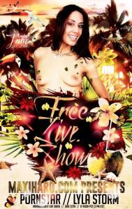 Lyla Storm Live