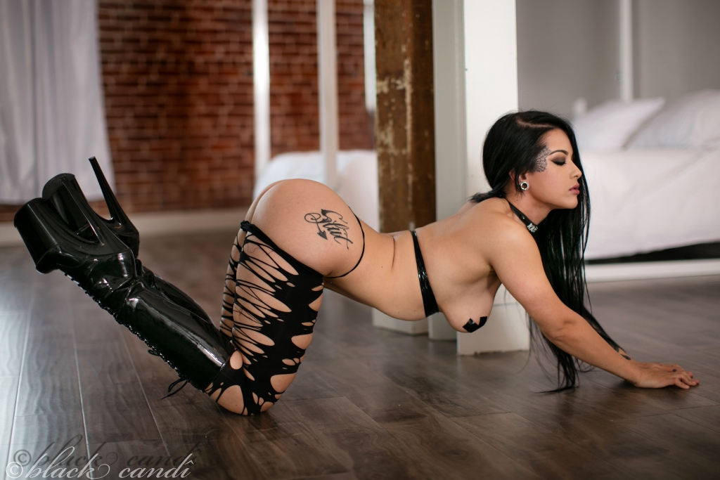 Katrina jade swallows the flesh blade