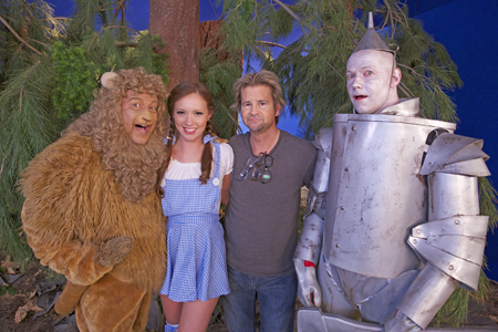 Not Wizard Of Oz Xxx First Look Interview With Will Ryder Luke Is Back